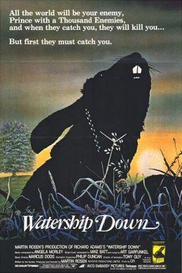 Movie Poster - Watership Down