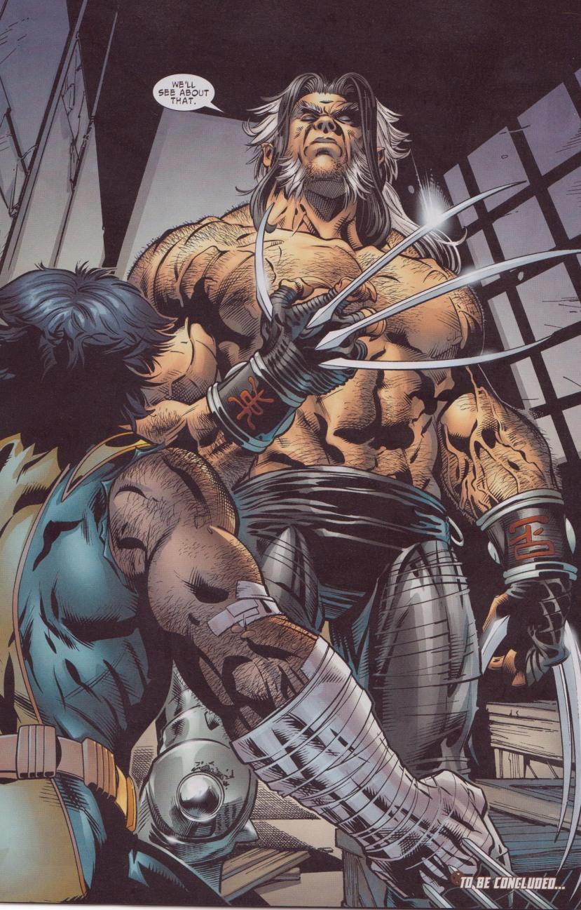 Romulus Wolverine 2