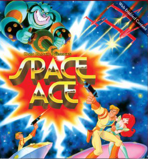 Space Ace Cover