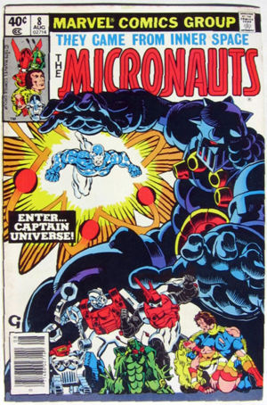Micronauts comic cover abrams movie