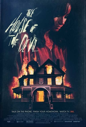 House of the Devil Poster
