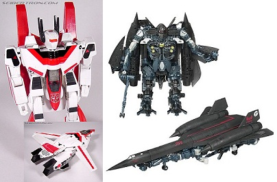 Jetfire Toy Comparison Hasbro