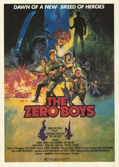 The Zero Boys movie