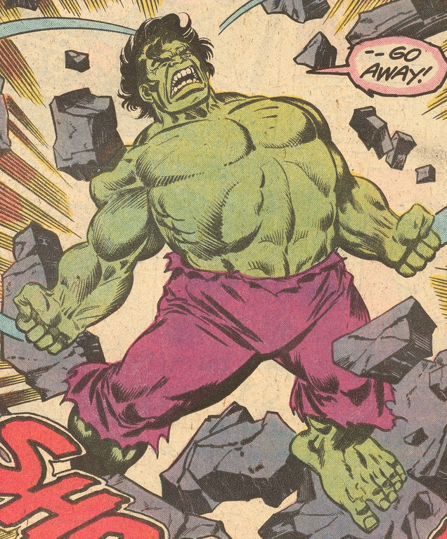 HULK gone MAD