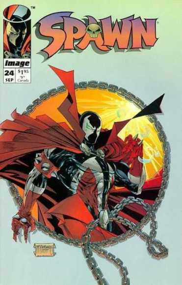 """Nightwatch: Marvel's Biggest Unsuccessful """"Spawn"""" Rip-Off! Or is He? 