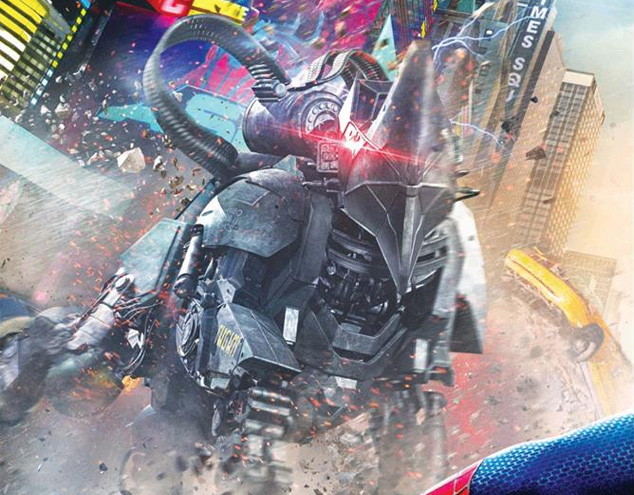 amazing-spider-man-2-banner-rhino-villain