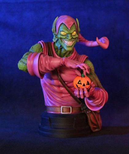 Gentle Giant Marvel Green Goblin Mini Bust