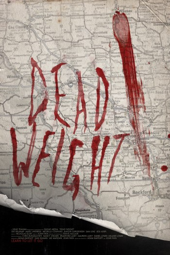 Dead weight movie poster 2012