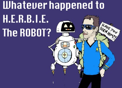 herbie the robot