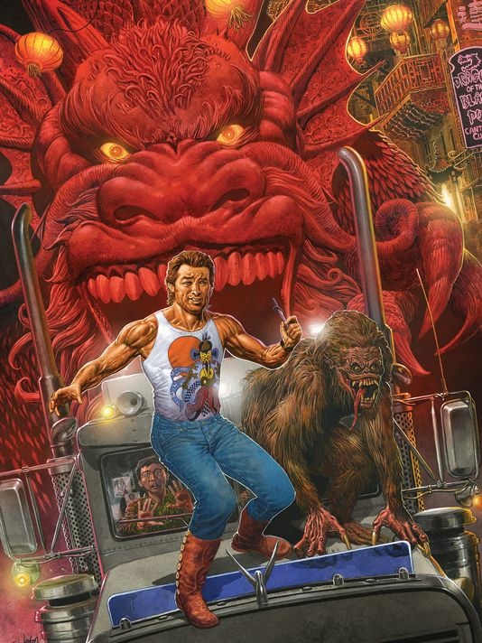"1. Big Trouble in Little China #1, Boom! Studios  I've been looking forward to this one for quite a while as we have John Carpenter & Eric ""The Goon"" Powell writing it together. This one starts off literally right where the movie ends which is a cool thing for die hard fans! Though I enjoyed the issue it's tone felt a little off from the movie and maybe a little too cartoony for it's own good. It felt like it was a full on comedy, which isn't bad but it left me craving a little more adventure and perhaps slightly slower pace to bring us directly back into this sequel. I kinda imagined I was reading the lost story board for the never made second film. The dialogue was pretty fun, I will say I could totally picture Kurt Russell's voice the entire time I was reading. I'm not a huge fan of the artwork for this issue, it's not to say Brian Churilla isn't a great artist, but one thing I enjoyed about the movie so much was the awesome set pieces and most of the time in this issue the backgrounds are simply blank solid colors, which for me feels a bit lazy for something we have waited this long for. This issue is getting a lot of buzz, as I do recommend it I'm not sure yet if this one will keep me on board for the entire ride. I'll be back for issue #2 though..."