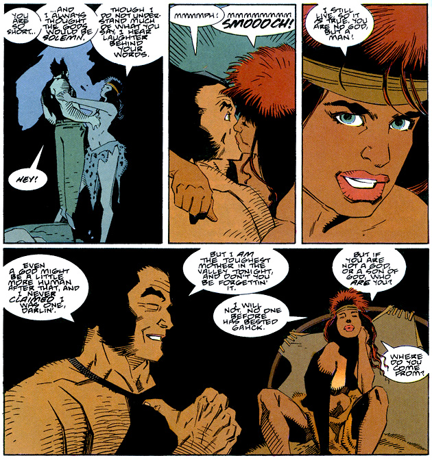 Wolverine-The-Jungle-Adventure-Where-Do-You-Come-From