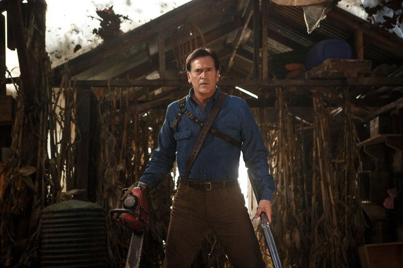Let's Get Phantasm's Reggie Bannister to Appear on 'Ash vs Evil Dead'!! |