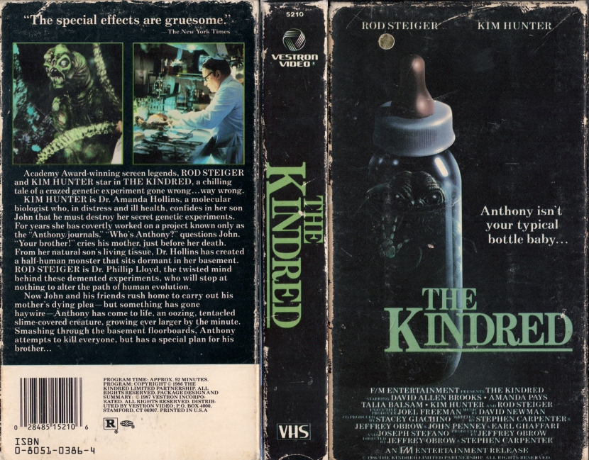 Forgotten Movie Gems: 'The Kindred' Delivers That 80's