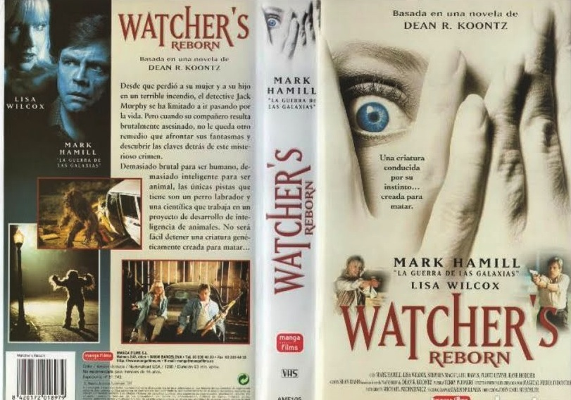 Vhs Verdict 1998 S Watchers Reborn Is Better Than The Last Jedi